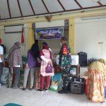 Kelurahan Danukusuman Gelar Pasar Murah Jelang Idhul Fitri 1442 H