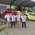 41 Klub VW se Indonesia Serentak Laksanakan Kegiatan Nyuci Bareng..