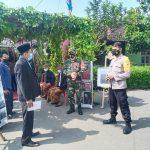 TNI dan Polri Turut Pantau  Hajatan Warga Desa Camden Kec. Sambi,Boyolali