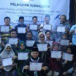 """Genta"" Gelar Pelatihan Jurnalistik Bagi Remaja"
