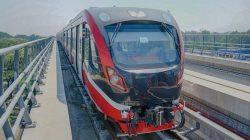 LRT Jabodebek Segera Beroperasi Pada 2022