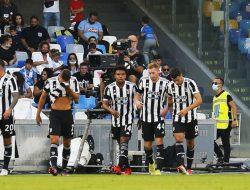 Juventus Kalahkan Malmo 3-0