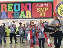 798 Orang Alumni SMPN 84 Silaturahmi Reuni Akbar
