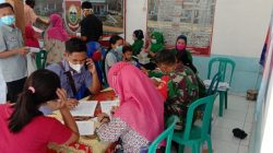Hujan Vaksinasi Di Kecamatan Karanggede