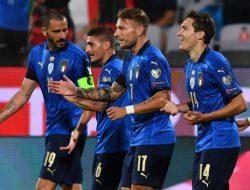 Italia Menang Besar Atas Lithuania