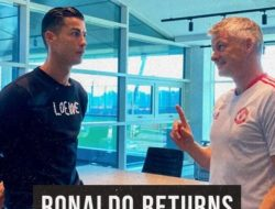 Ronaldo Telah Mulai Latihan Bersama MU